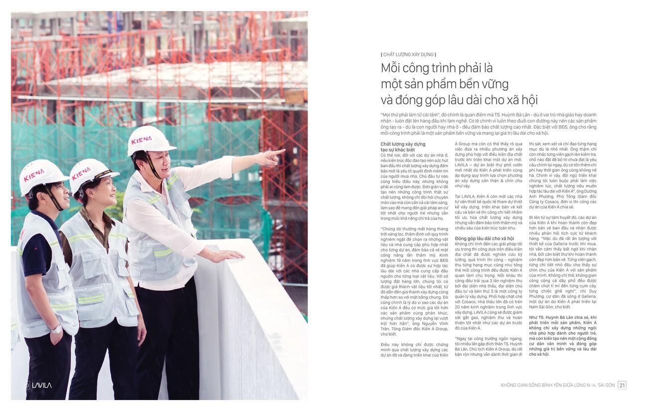 Chủ đầu tư dự án nhà phố Lavila Nhà Bè Đường Nguyễn Hữu Thọ chủ đầu tư Kiến Á