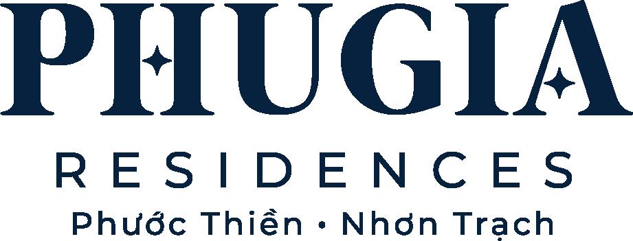 logo dự án nhà phố Phú Gia Residences Nhơn Trạch Đồng Nai chủ đầu tư Phú Long