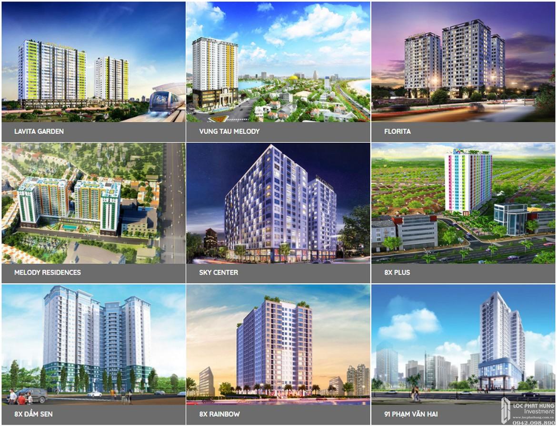 Chủ đầu tư dự án căn hộ chung cư Citizen Trung Sơn Bình Chánh Đường 9A chủ đầu tư Hưng Thịnh Land