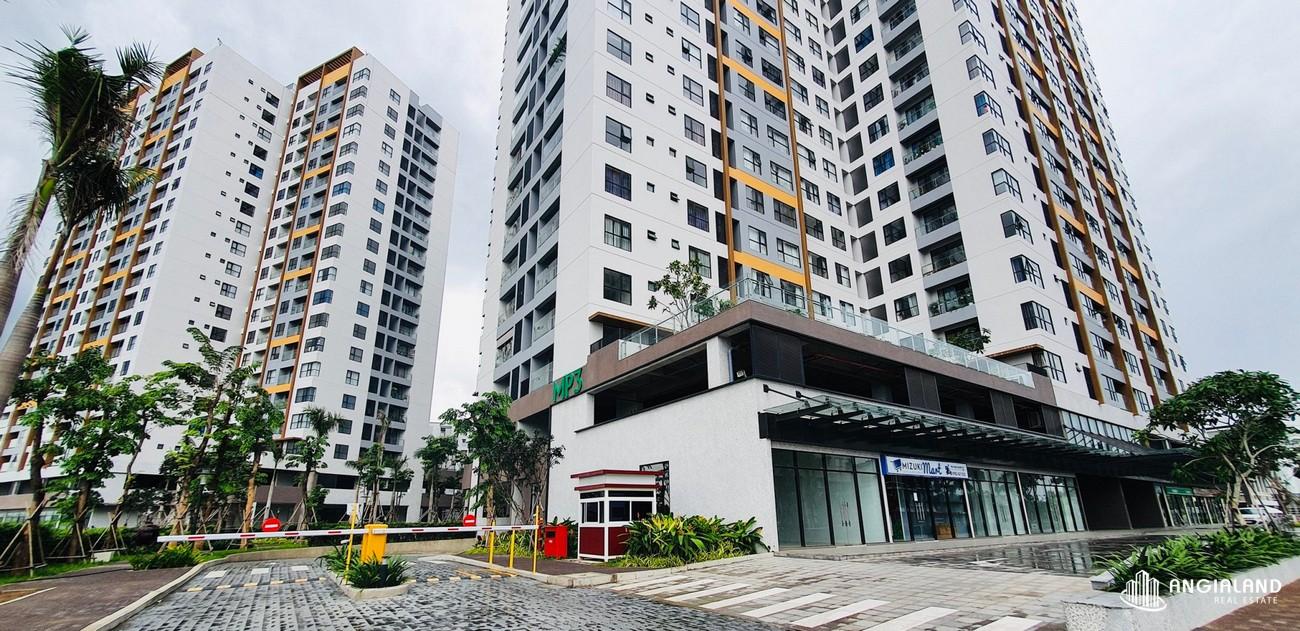 Ảnh thực tế dự án căn hộ chung cư Mizuki Park Bình Chánh Nam Long 06/2021