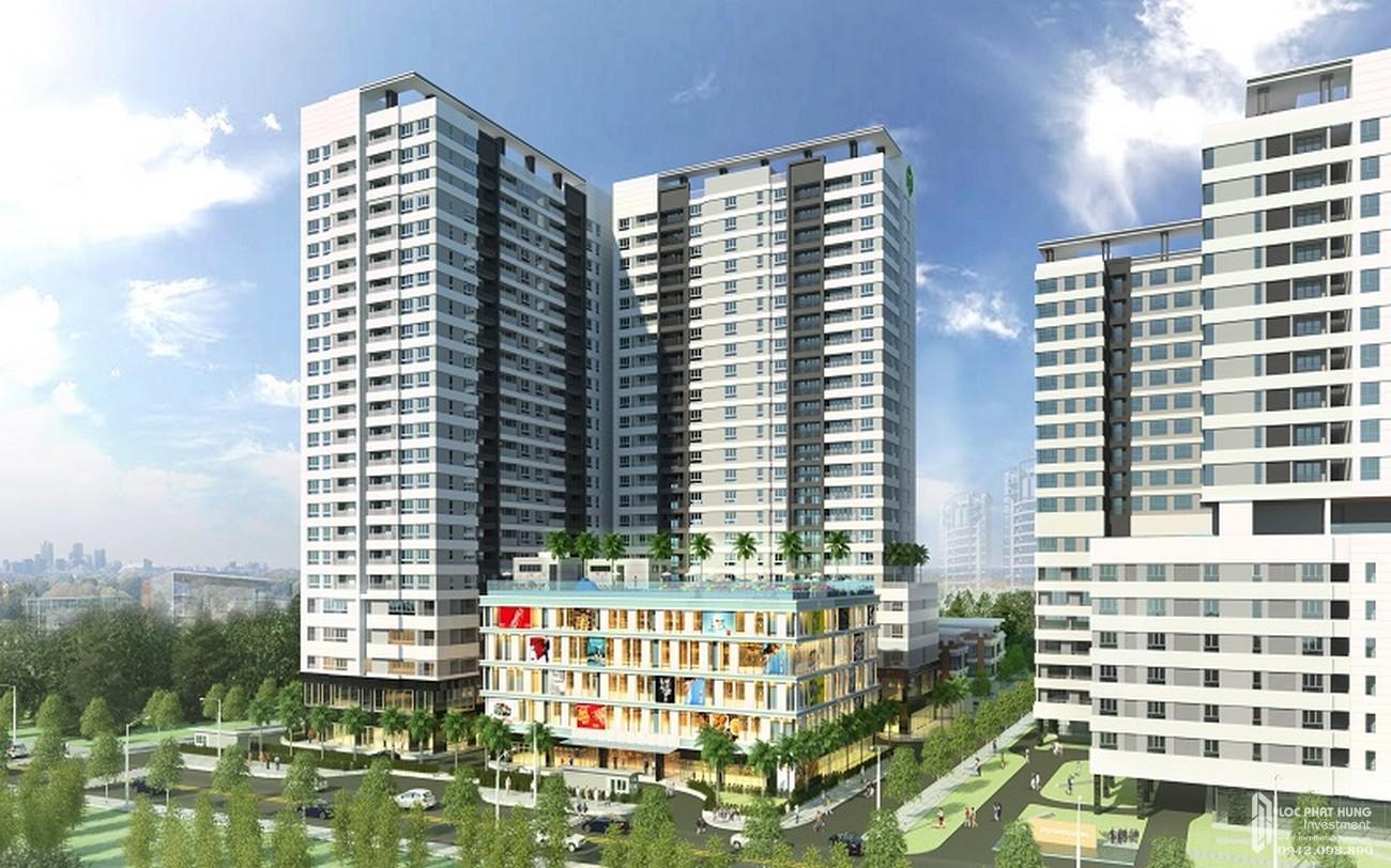 Mua bán cho thuê dự án căn hộ chung cư Orchard Parkview Phú Nhuận Đường 130 - 132 Hồng Hà chủ đầu tư Novaland