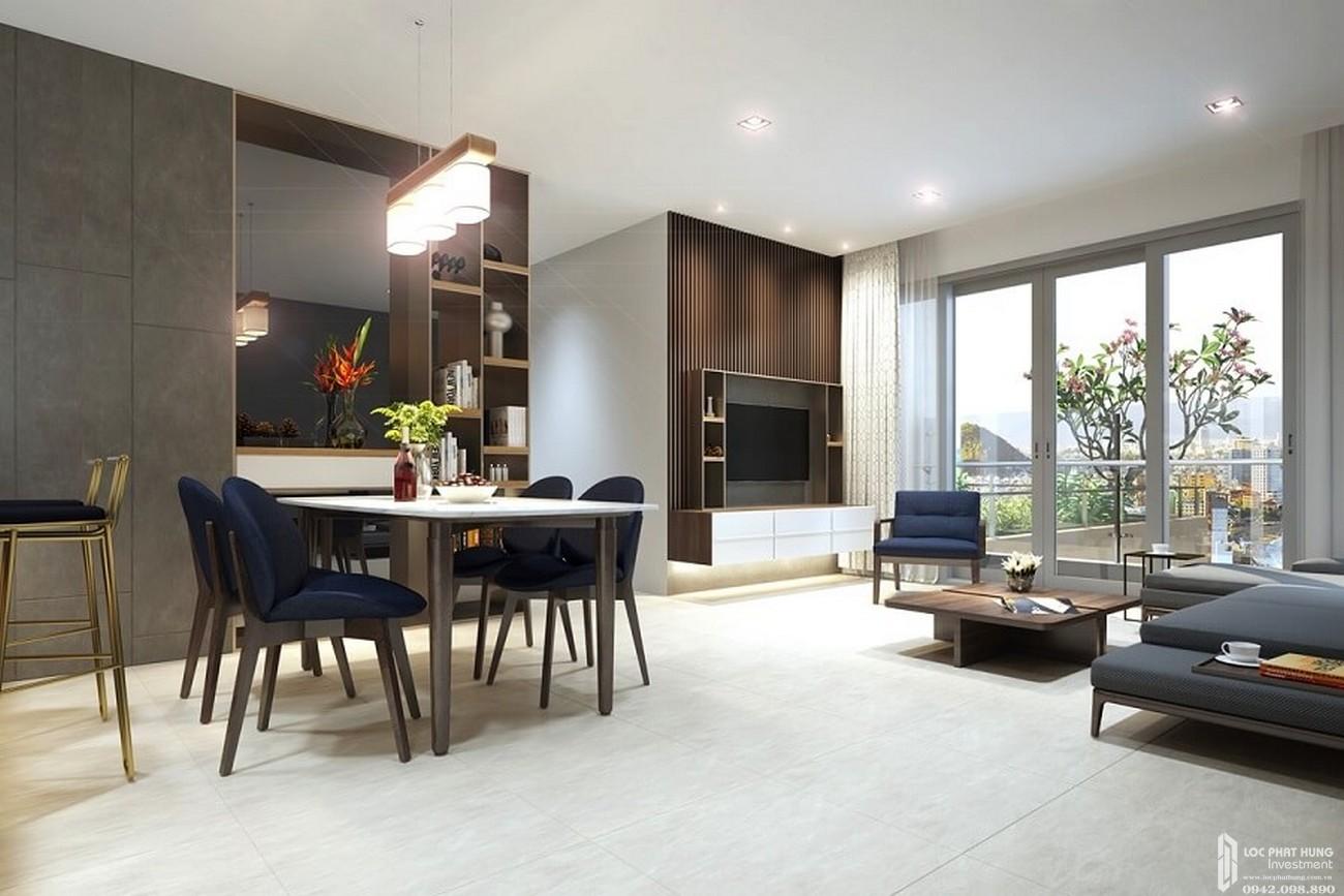 Nhà mẫu dự án căn hộ condotel Scenia Bay Nha Trang Đường Phạm Văn Đồng chủ đầu tư Nam Tiến Lào Cai