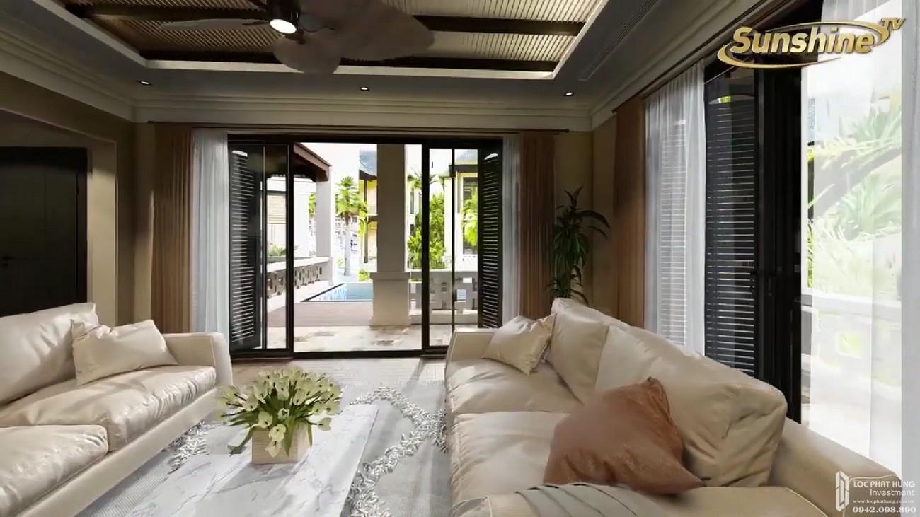 Nhà mẫu dự án căn hộ Sunshine Heritage Resort Hà Nội