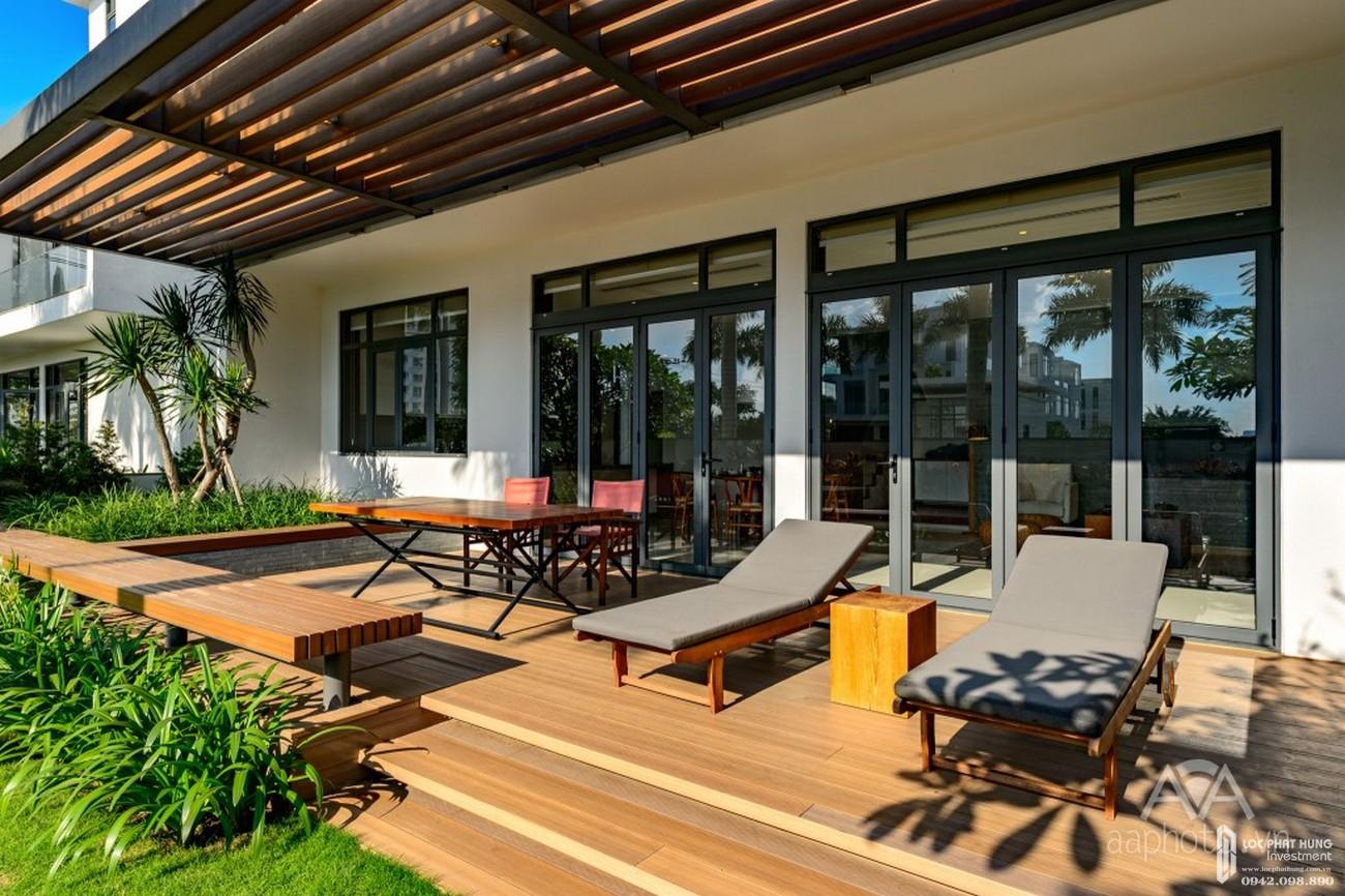 Nhà mẫu dự án Biệt thự Lucasta Quận 9 Đường Liên Phường chủ đầu tư Khang Điền