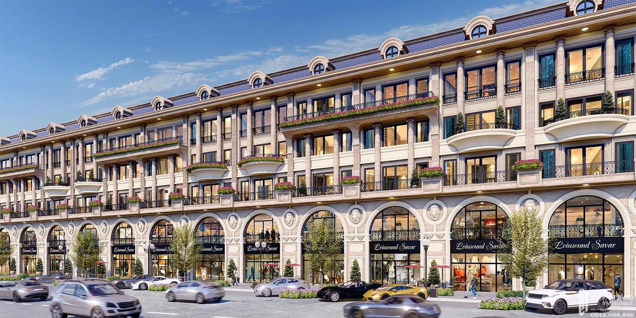 Nhà mẫu dự án Khu Đô Thị Vạn Phúc City Quận Thủ Đức Đường Quốc lộ 13 chủ đầu tư Vạn Phúc Group