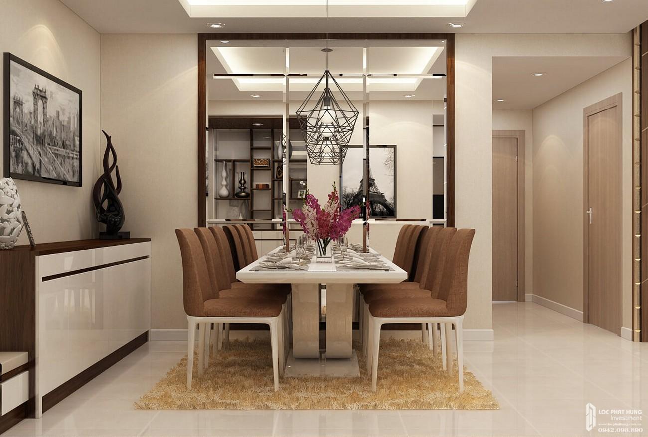 Nhà mẫu dự án căn hộ chung cư Kingston Residence Phú Nhuận Đường Hoàng Văn Thụ chủ đầu tư Novaland