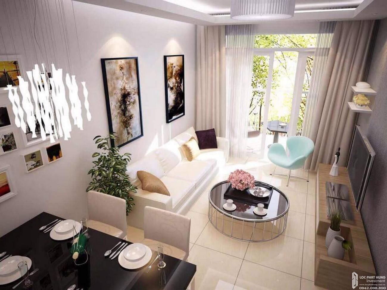 Nhà mẫu dự án căn hộ chung cư Sky Symphony Nhà Bè Đường Lê Văn Lương chủ đầu tư Khải Hoàn Land