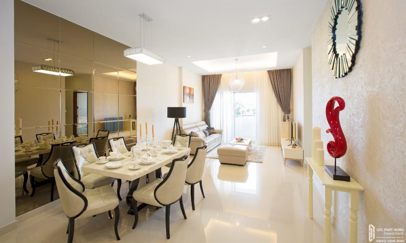 Nhà mẫu dự án căn hộ chung cư The Park Residence Nhà Bè Đường Nguyễn Hữu Thọ chủ đầu tư Phú Hoàng Anh