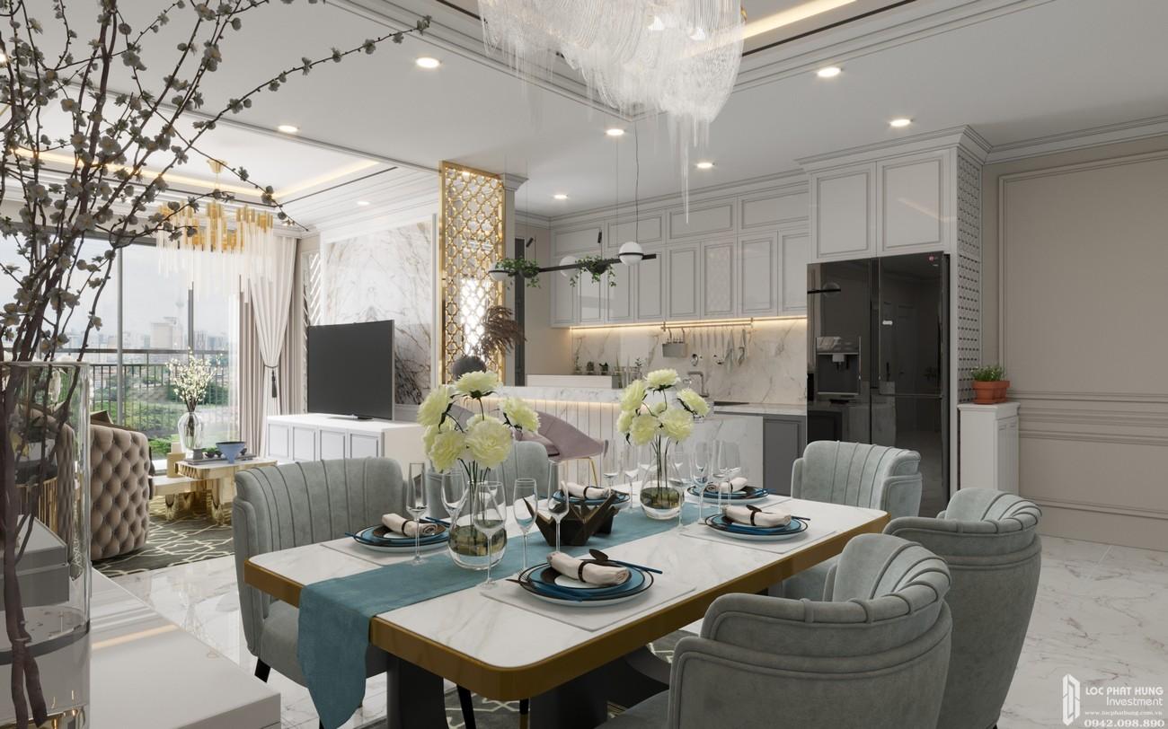 Nhà mẫu dự án căn hộ chung cư Astral City Thuận An Đường Quốc lộ 13 chủ đầu tư Phát Đạt Group