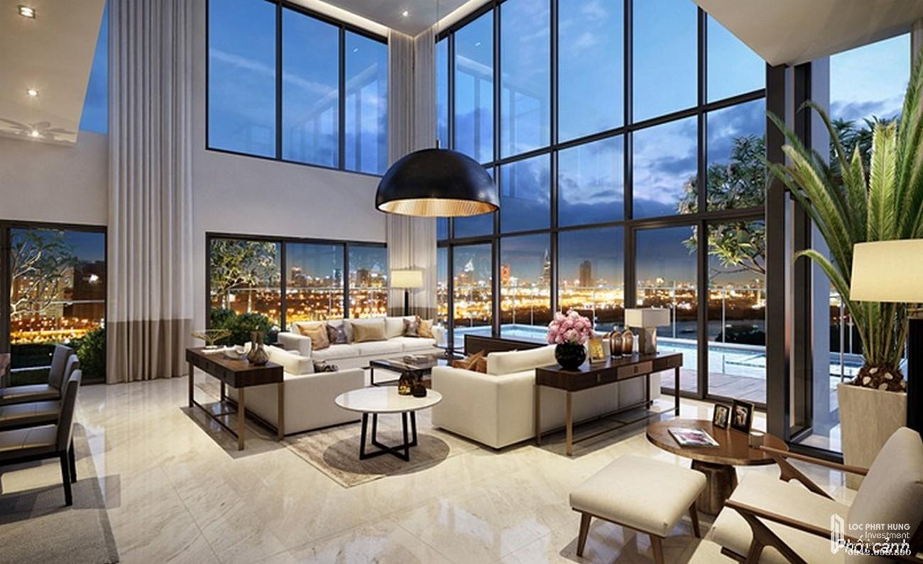 Nhà mẫu dự án căn hộ chung cư Citizen Trung Sơn Bình Chánh Đường 9A chủ đầu tư Hưng Thịnh Land