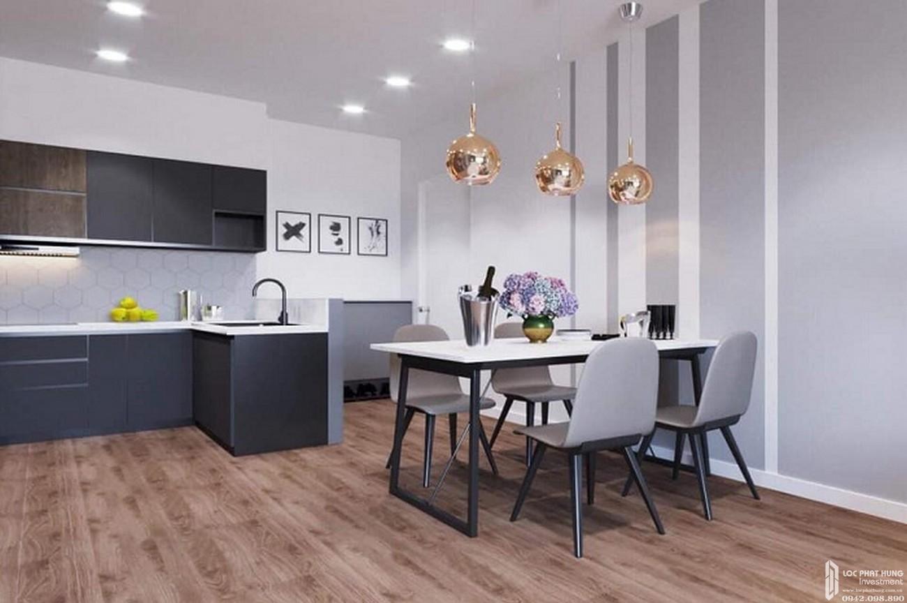 Nhà mẫu dự án căn hộ chung cư Dragon Hill Residence and Suites 2 Nhà Bè Đường Nguyễn Hữu Thọ chủ đầu tư Phú Long