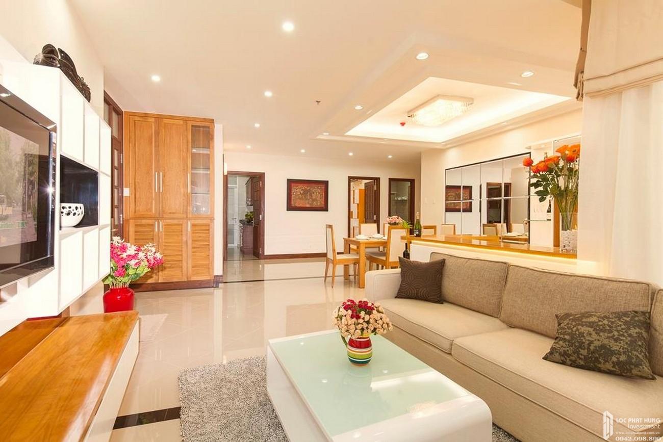 Nhà mẫu dự án căn hộ chung cư Hưng Phát Silver Star Nhà Bè Đường Nguyễn Hữu Thọ chủ đầu tư Hưng Lộc Phát