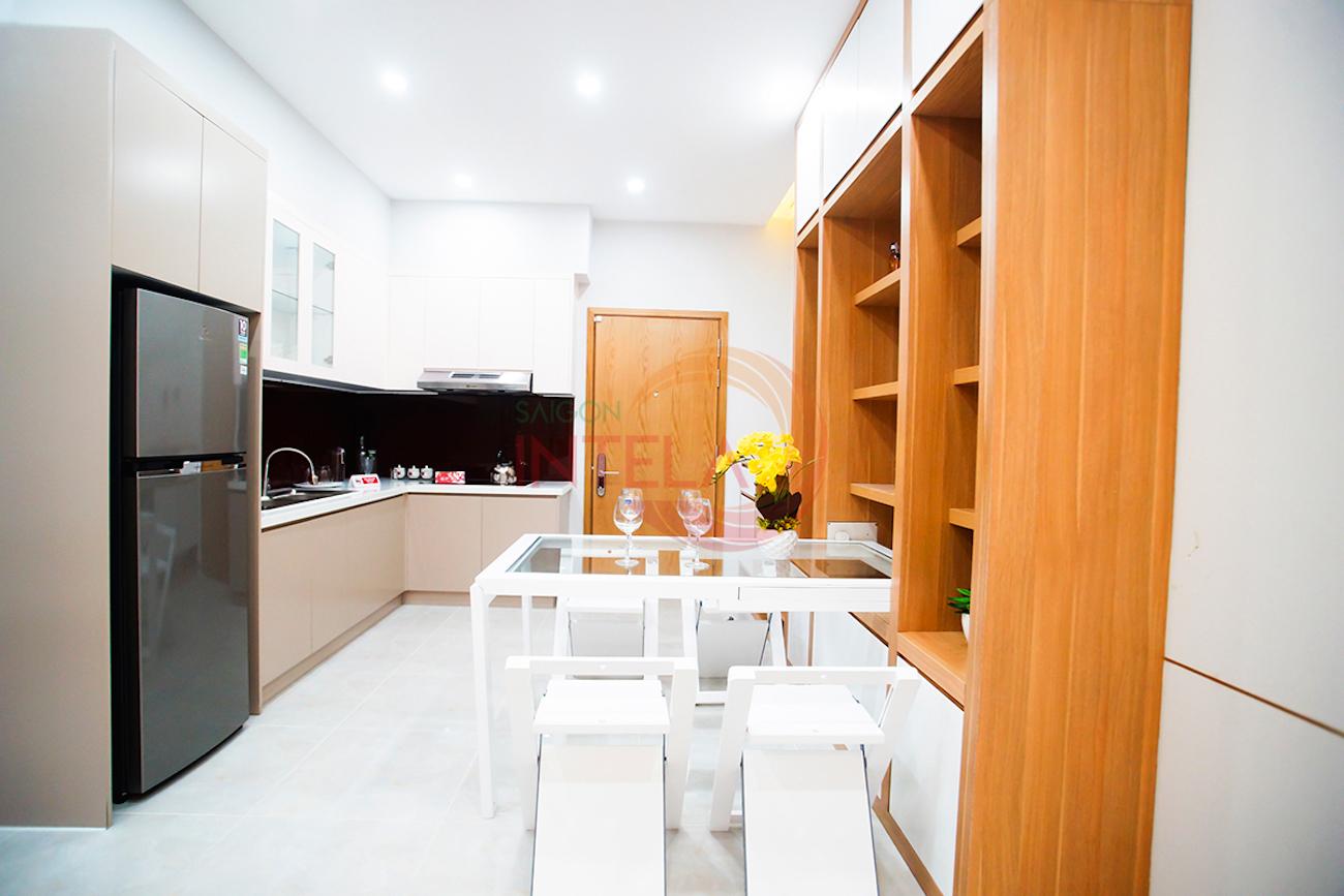Nhà bếp Saigon Intela