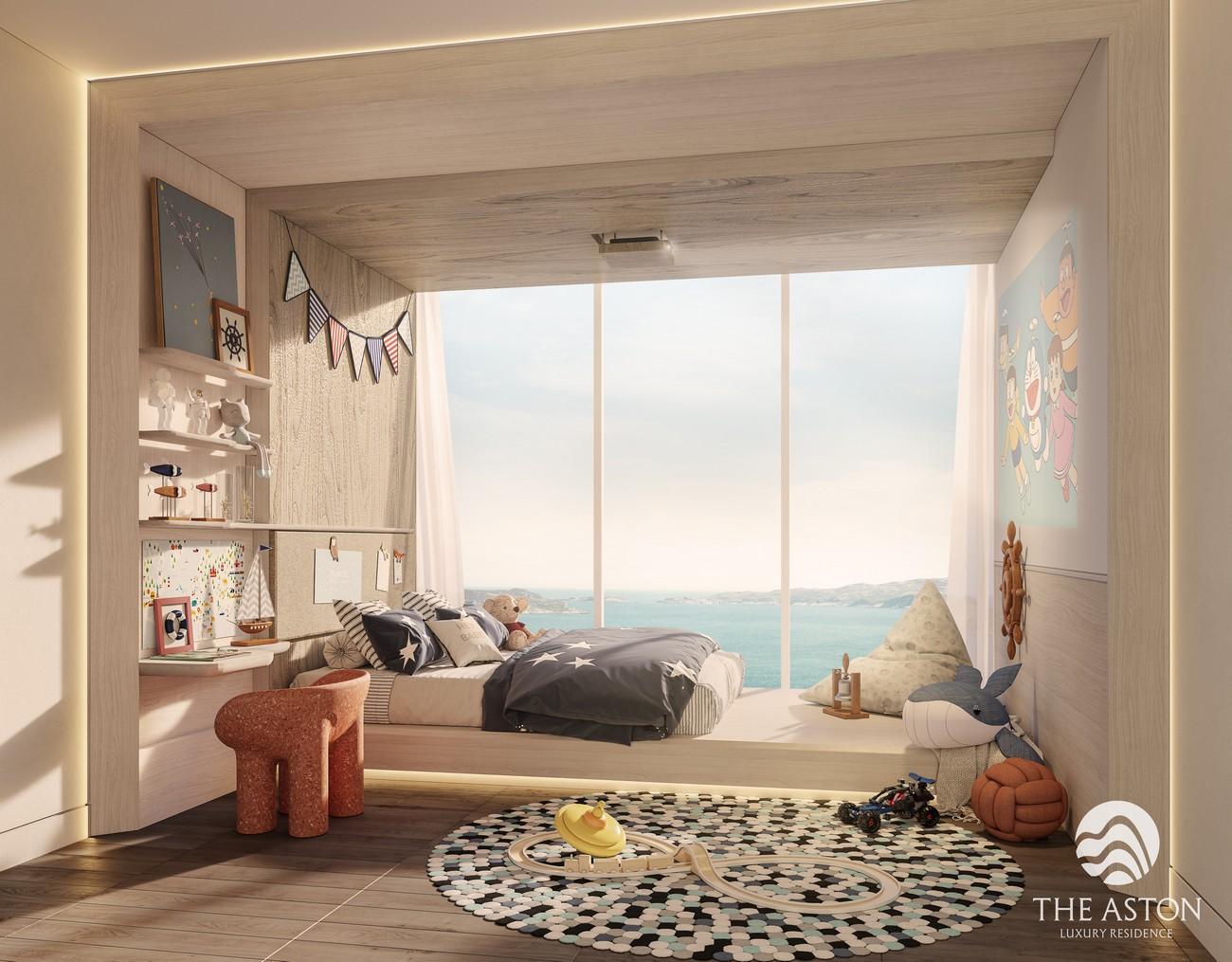 Nhà mẫu dự án căn hộ The Aston Residence Nha Trang