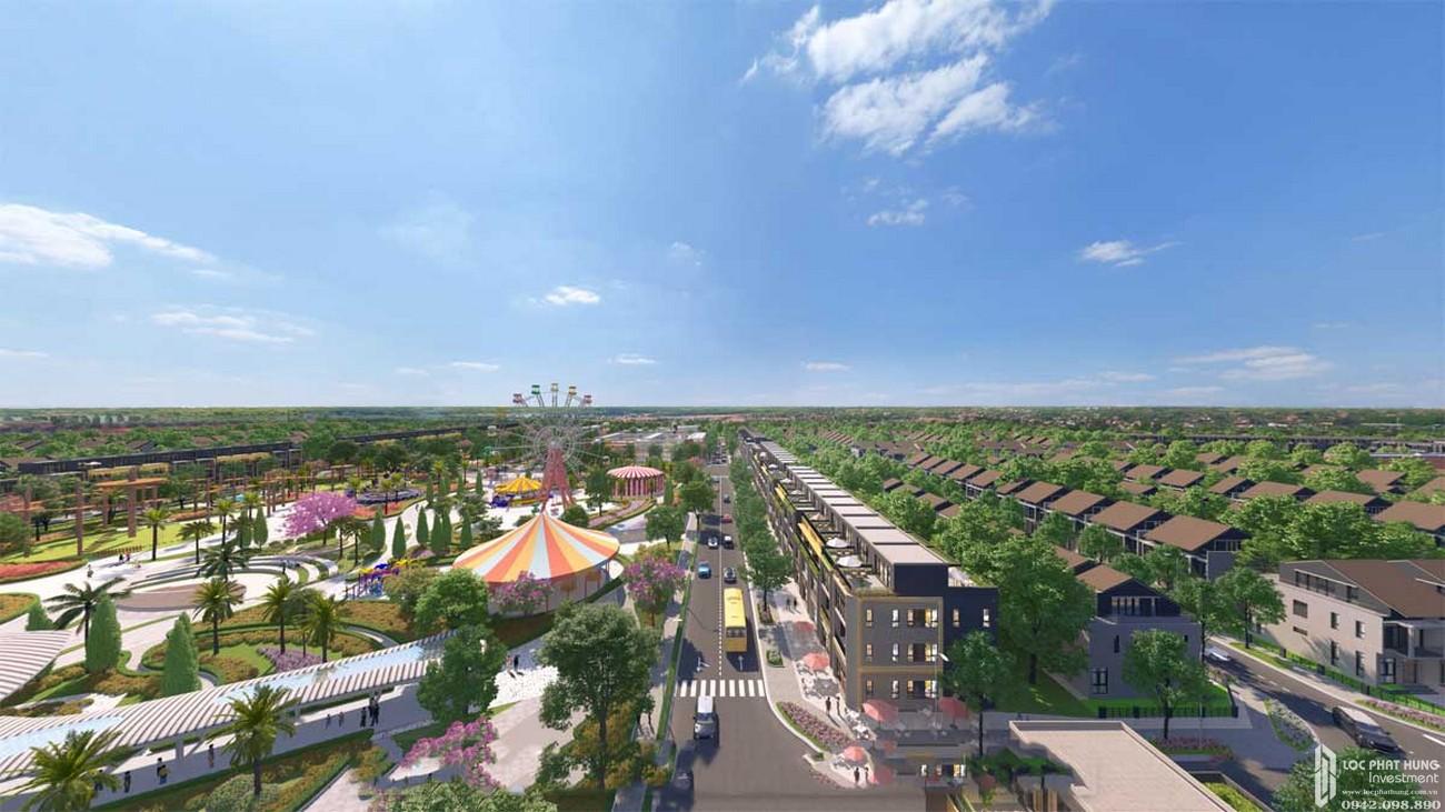 2 con phố đặc trưng của Gem Sky World Nha-mau-du-an-dat-nen-nha-pho-biet-thu-gem-sky-world-dat-xanh-dong-nai-4
