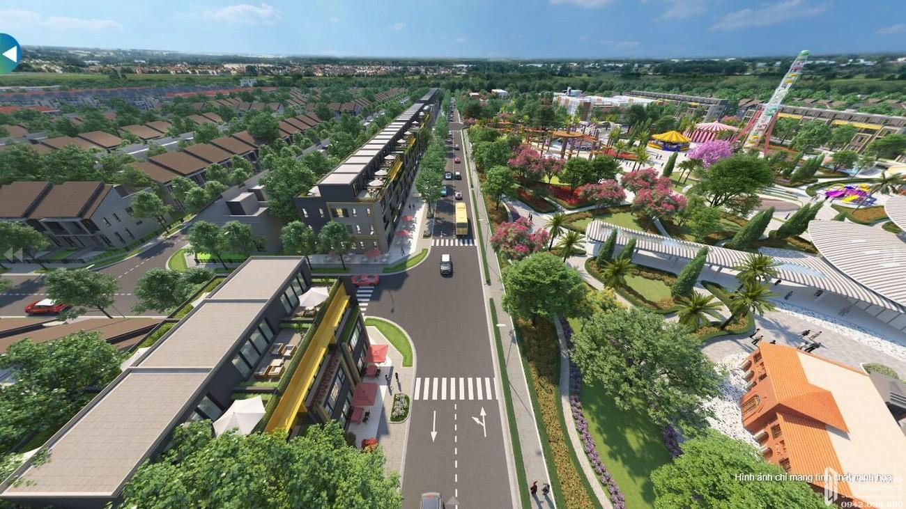 2 con phố đặc trưng của Gem Sky World Nha-mau-du-an-dat-nen-nha-pho-biet-thu-gem-sky-world-dat-xanh-dong-nai-8