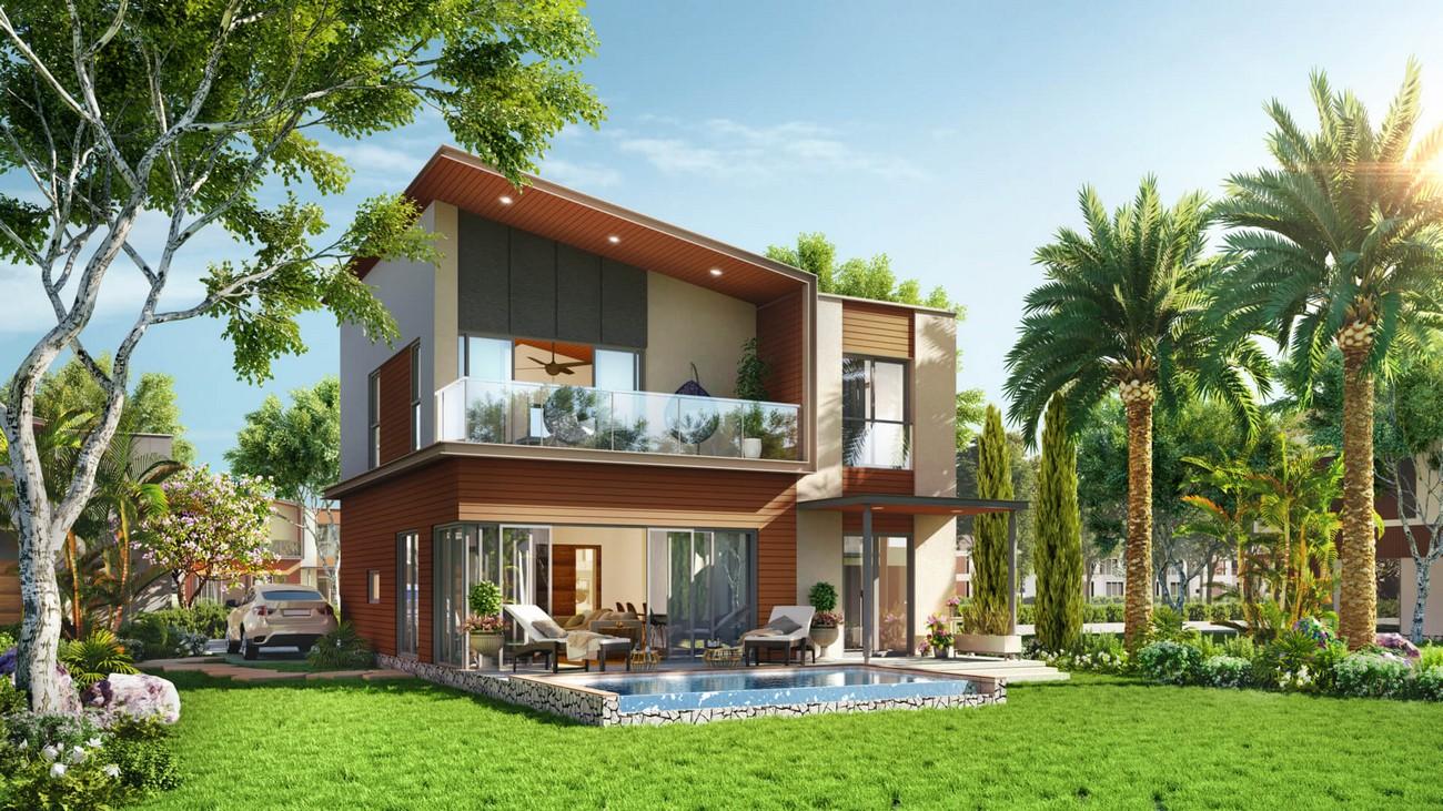 Nhà mẫu dự án nhà phố Novaworld Bình Tiên chủ đầu tư Novaland