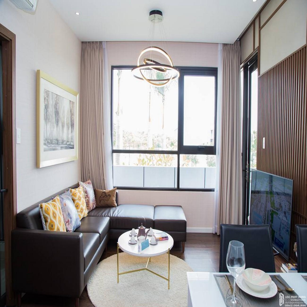 Nội thất dự án căn hộ chung cư Mizuki Park Bình Chánh Đường Nguyễn Văn Linh chủ đầu tư Nam Long