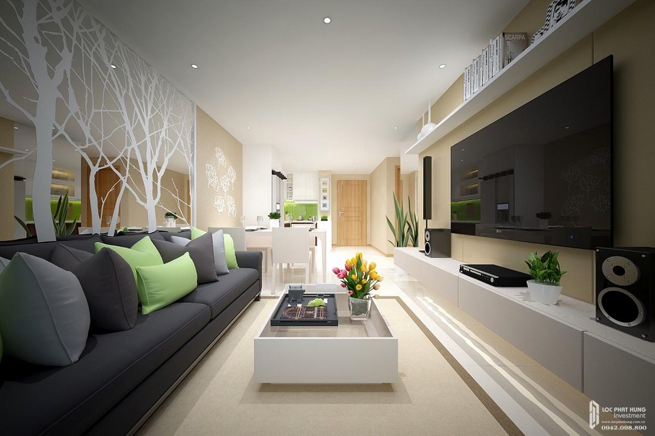 Nội thất dự án căn hộ chung cư Orchard Parkview Phú Nhuận Đường 130 - 132 Hồng Hà chủ đầu tư Novaland