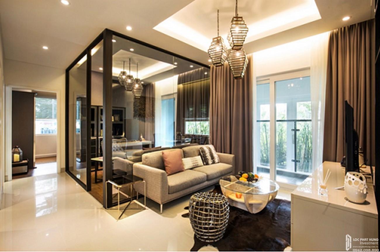 Nội thất dự án căn hộ chung cư Park Vista Nhà Bè Đường Nguyễn Hữu Thọ chủ đầu tư Đông Mê Kông