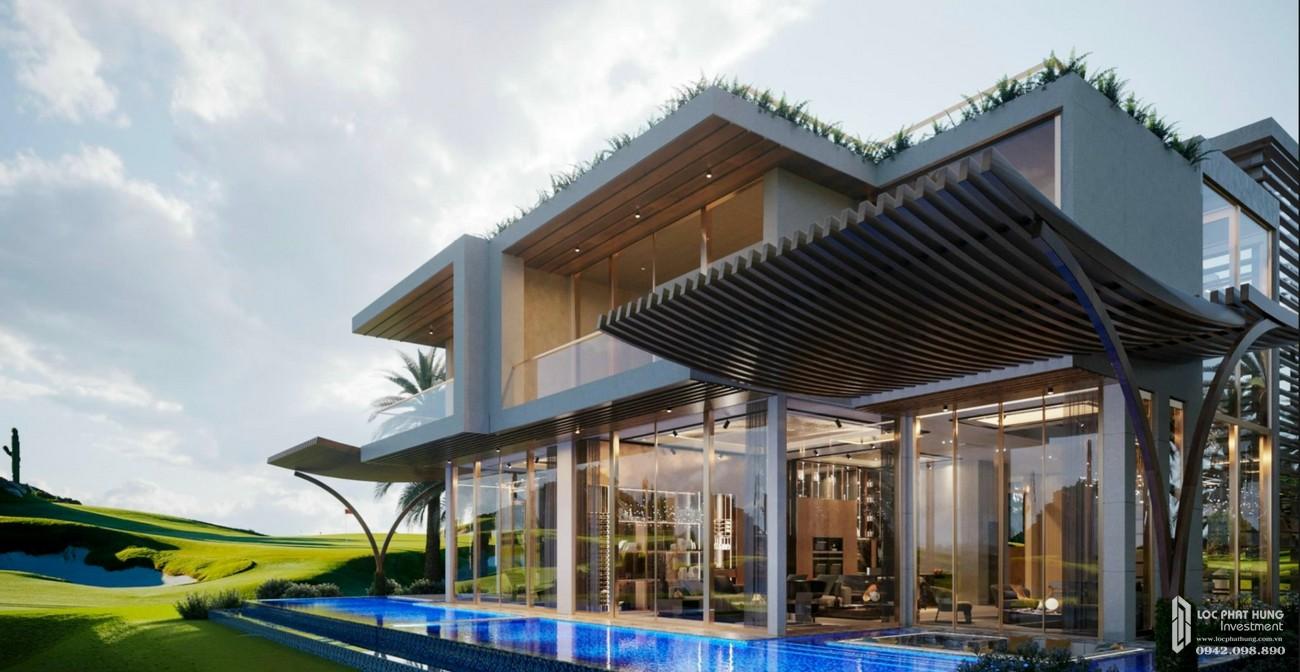 Nội thất Biệt thự biển Novawolrd Phan Thiết nhà phát triển Novaland