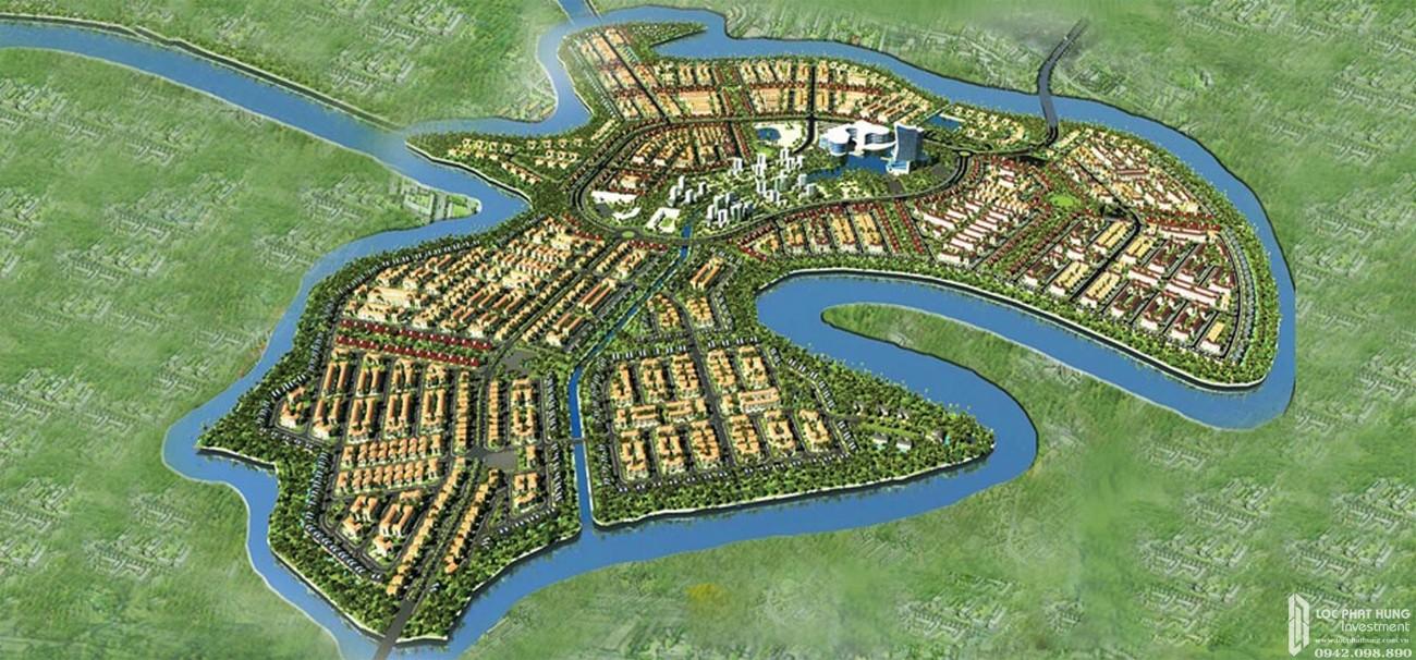 Giới thiệu tổng quan dự án nhà phố Aqua City The Phoenix South Biên Hòa