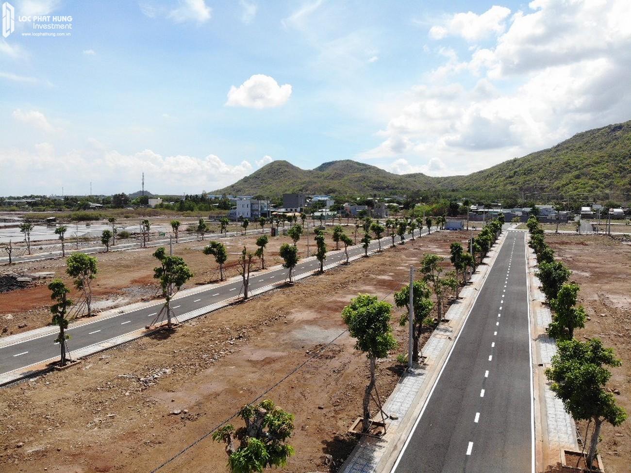 Tiên độ dự án và hình thực tế đất nền Eco Golden River huyện Long Điền Tỉnh Bà Rịa 06/2020