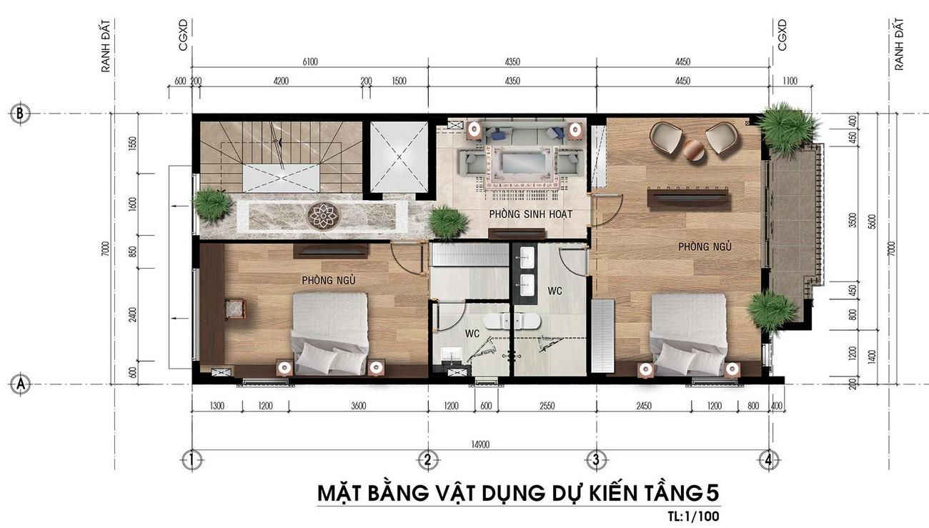 Thiết kế dự án Khu Đô Thị Vạn Phúc City Quận Thủ Đức Đường Quốc lộ 13 chủ đầu tư Vạn Phúc Group