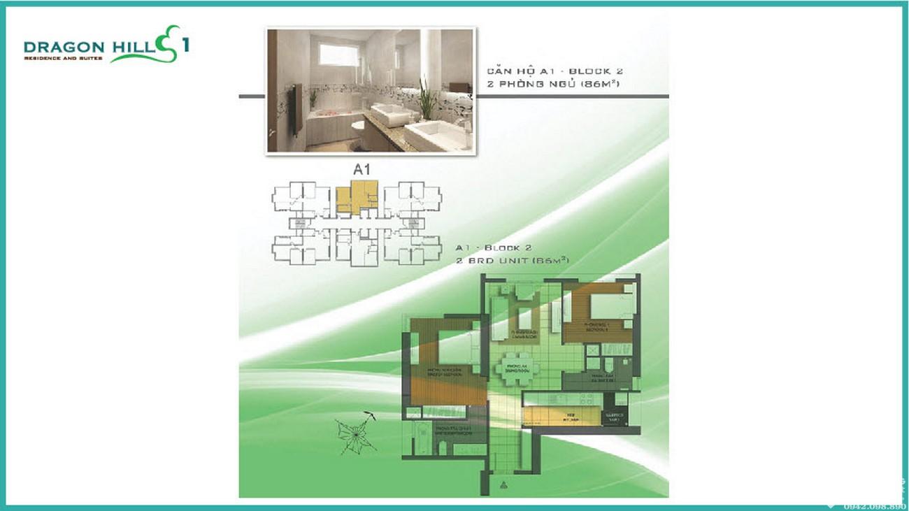 Thiết kế dự án căn hộ chung cư Dragon Hill Residence and Suites 2 Nhà Bè Đường Nguyễn Hữu Thọ chủ đầu tư Phú Long