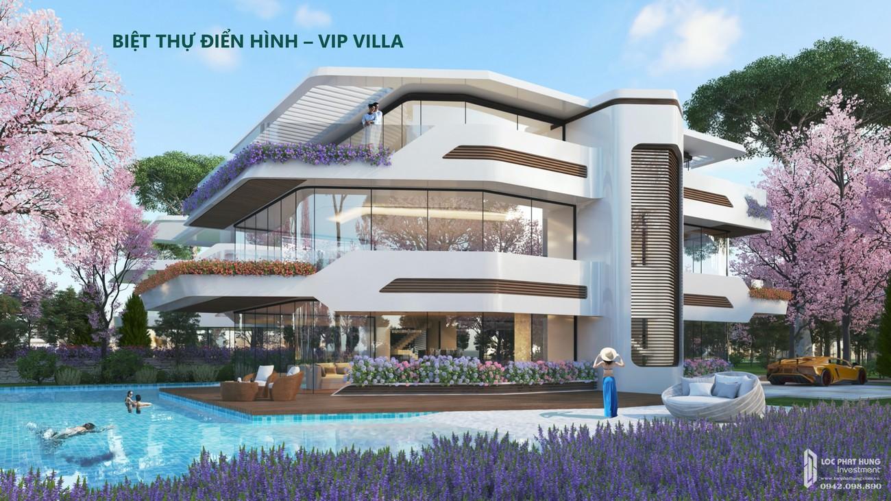 Thiết kế dự án Resort Sunshine Heritage Hà Nội Phúc Thọ, Xuân Phú chủ đầu tư Sunshine Group