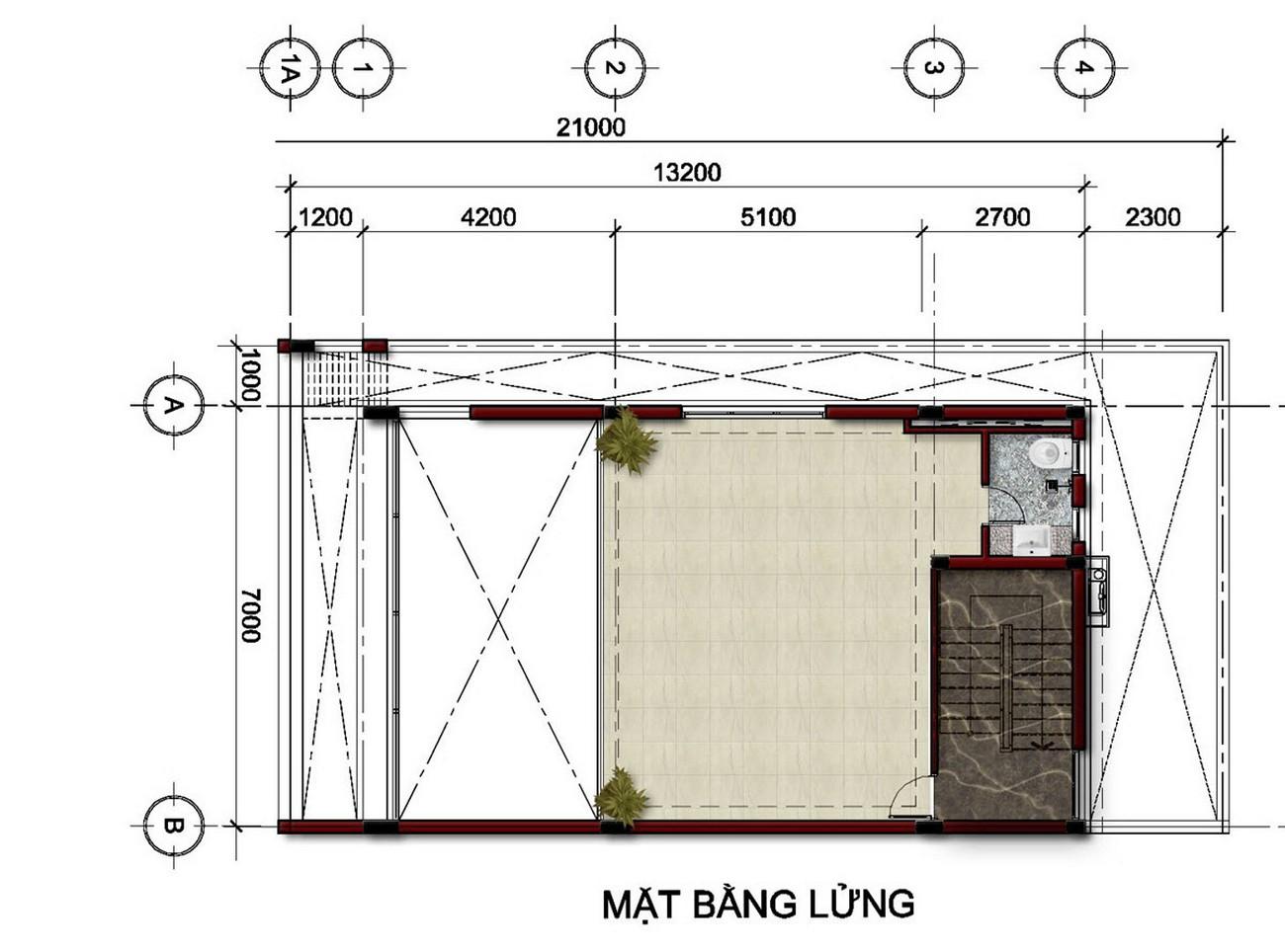 Thiết kế dự án nhà phố Dragon Parc Nhà Bè đường Nguyễn Hữu Thọ chủ đầu tư Phú Long
