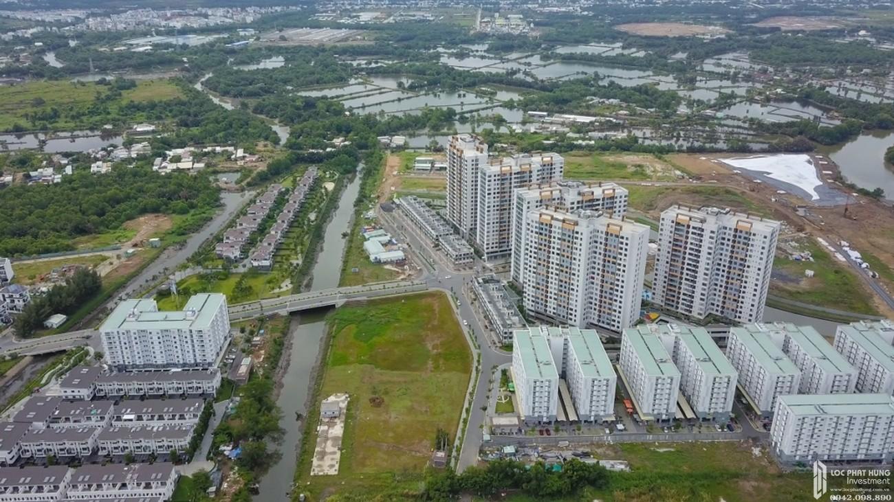 Tiến độ xây dựng dự án căn hộ chung cư Mizuki Park Bình Chánh tháng 05/2020