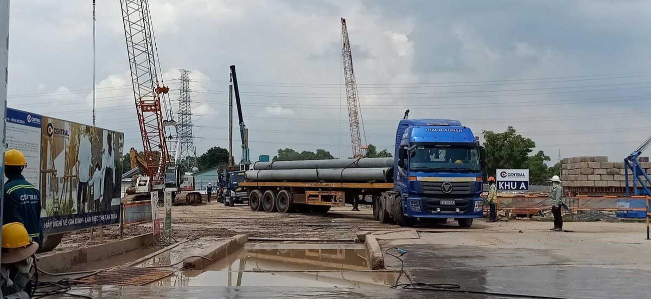 Tiến độ dự án căn hộ chung cư Astral City Thuận An Đường Quốc lộ 13 chủ đầu tư Phát Đạt Group 26/06/2020