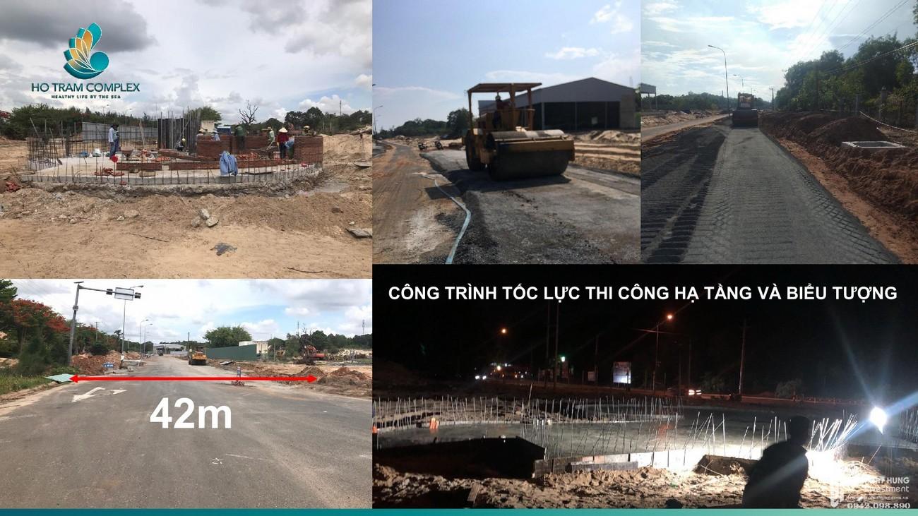 Chất lượng trong xây dựng dự án Condotel Hồ Tràm Complex Vũng Tàu