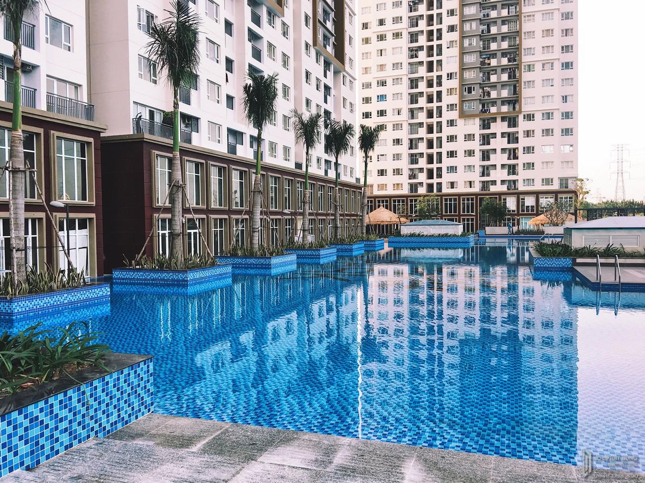 Tiện ích dự án căn hộ chung cư The Park Residence Nhà Bè Đường Nguyễn Hữu Thọ chủ đầu tư Phú Hoàng Anh