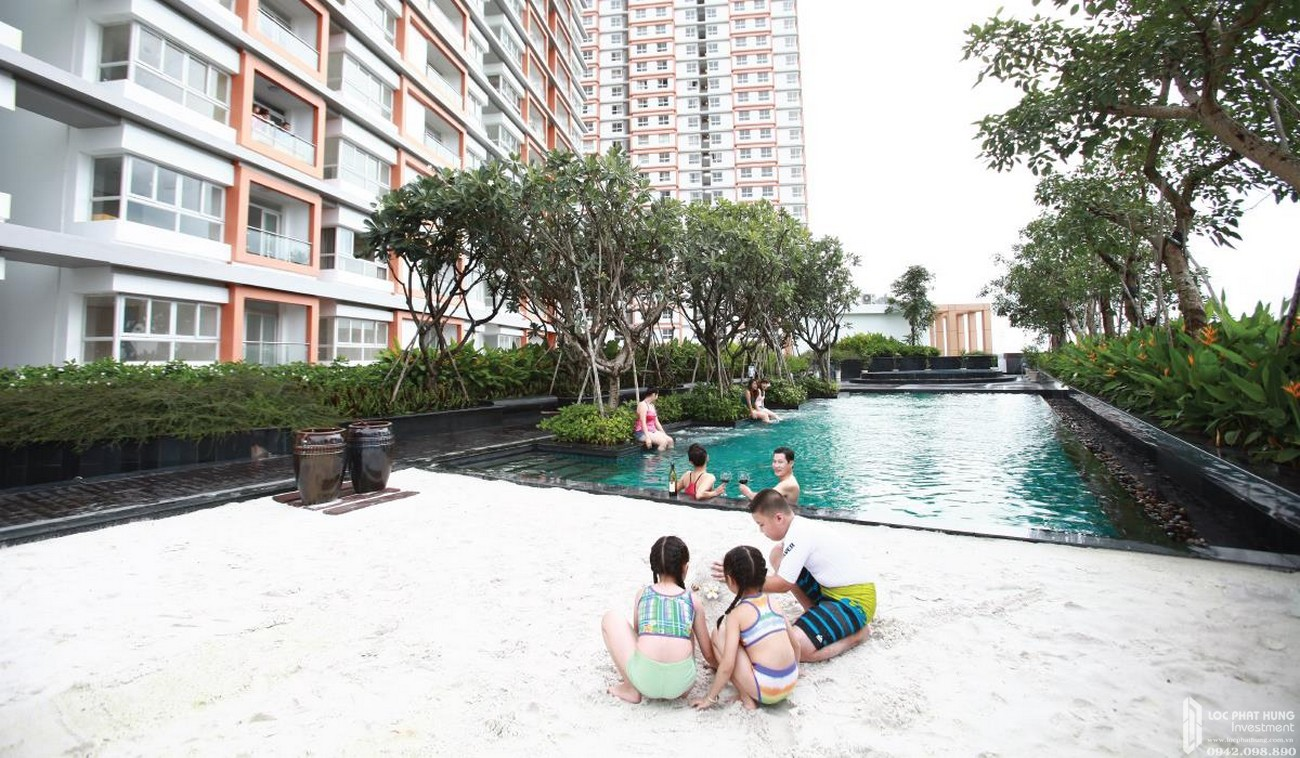 Tiện ích dự án nhà phố Dragon Parc Nhà Bè đường Nguyễn Hữu Thọ chủ đầu tư Phú Long