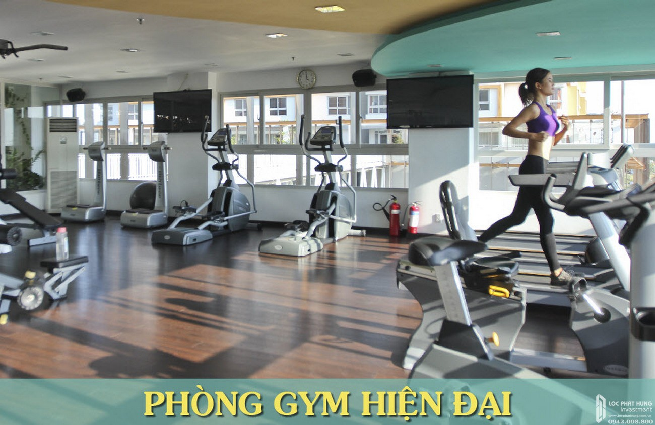 Tiện ích dự án căn hộ chung cư Dragon Hill Residence and Suites 2 Nhà Bè Đường Nguyễn Hữu Thọ chủ đầu tư Phú Long
