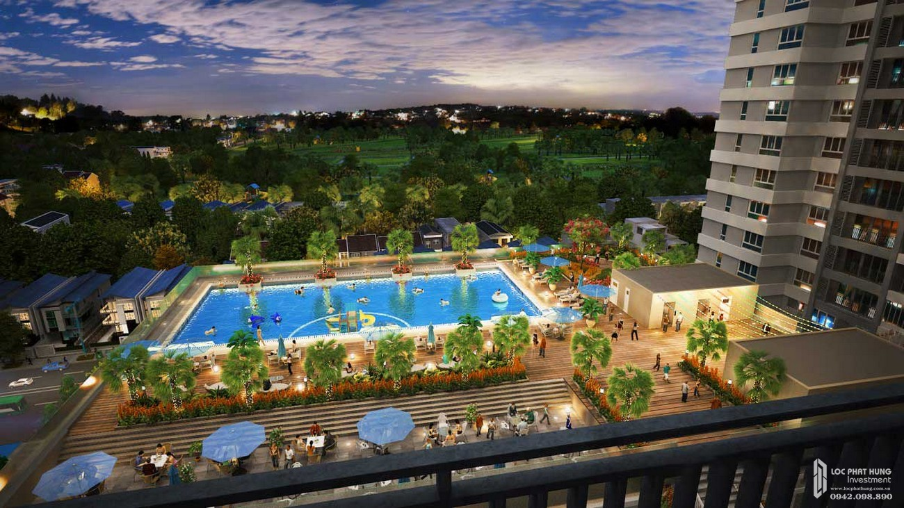 Tiện ích dự án căn hộ chung cư Orchard Parkview Phú Nhuận Đường 130 - 132 Hồng Hà chủ đầu tư Novaland