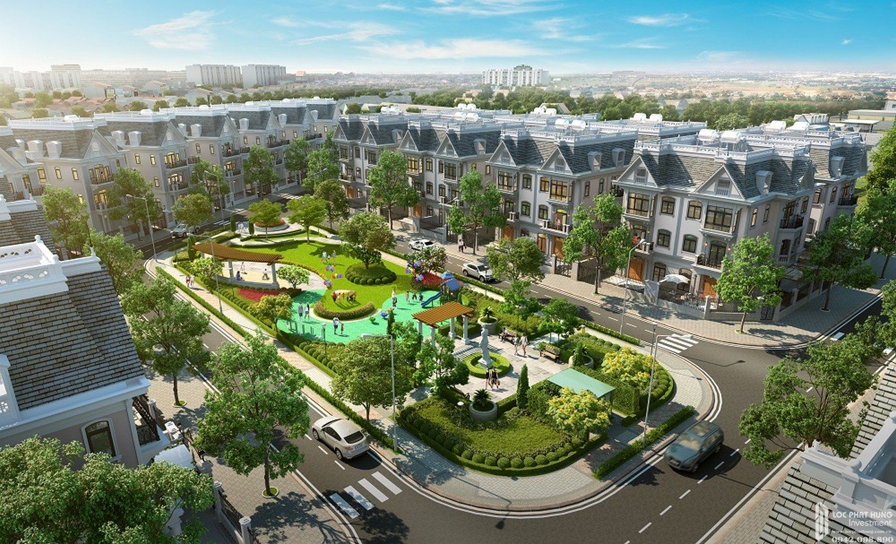Tiện ích dự án căn hộ chung cư Victoria Village Quận 2 Đường Đồng Văn Cống chủ đầu tư Novaland