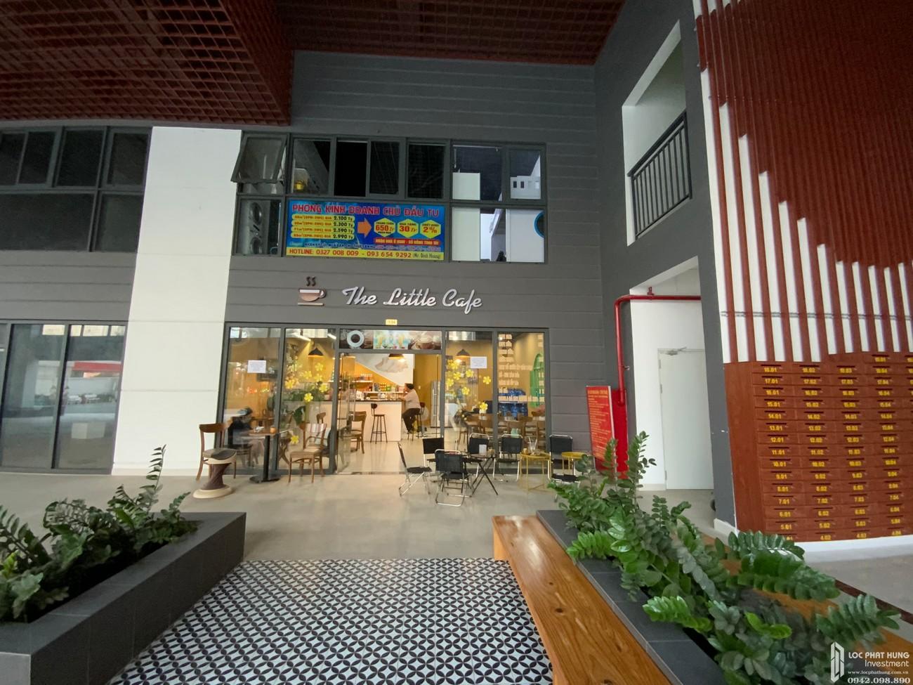 Tiện ích dự án Goldora Plaza Nhà Bè