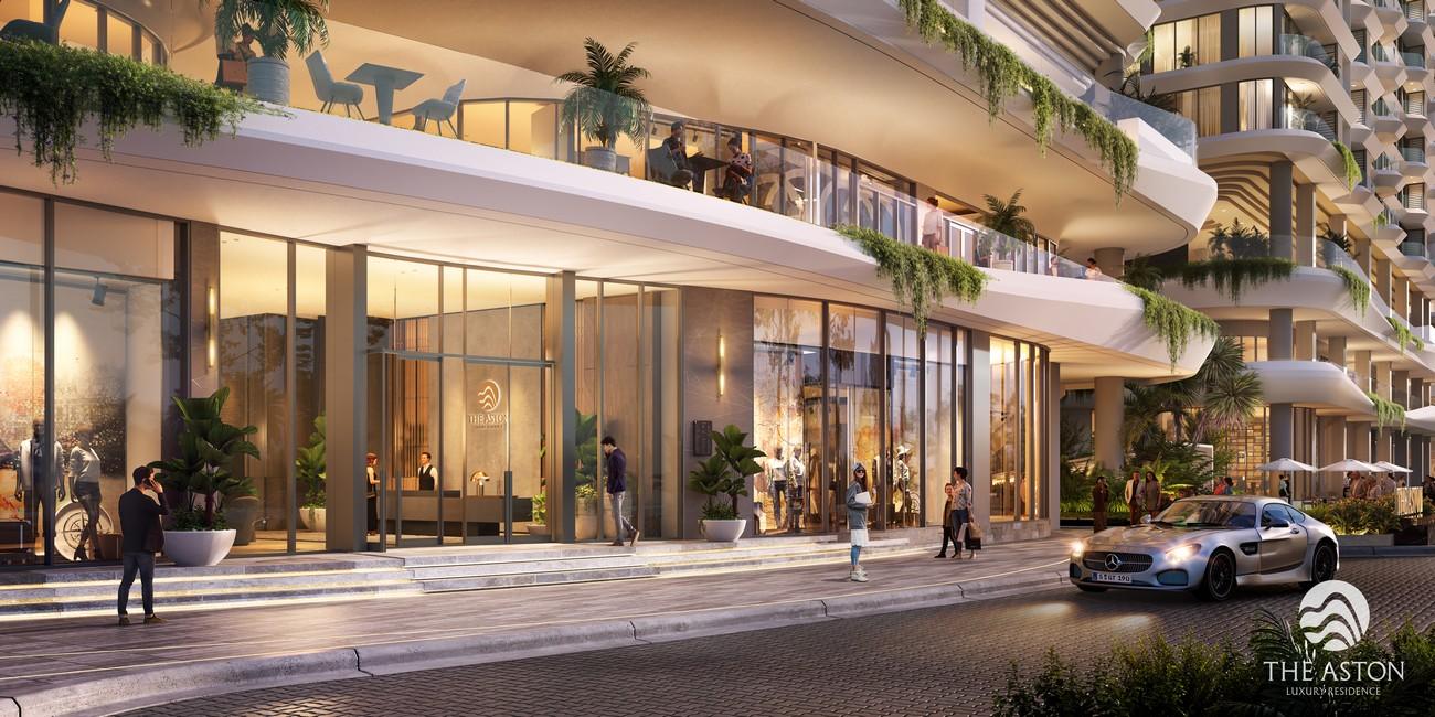 Tiện ích dự án căn hộ The Aston Residence Nha Trang