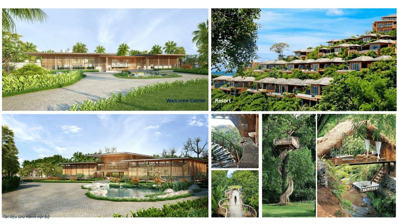 Tiện ích dự án Nhà phố Biệt thự Novaworld Đà Lạt Lâm Đồng nhà phát triển Novaland