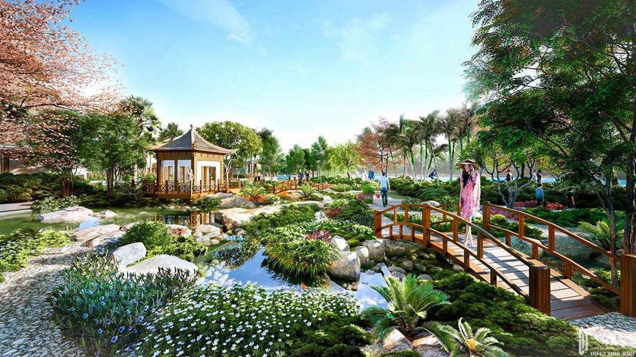 Tiện ích dự án nhà phố Lavila De Rio Nhà Bè Đường Nguyễn Hữu Thọ chủ đầu tư Kiến Á