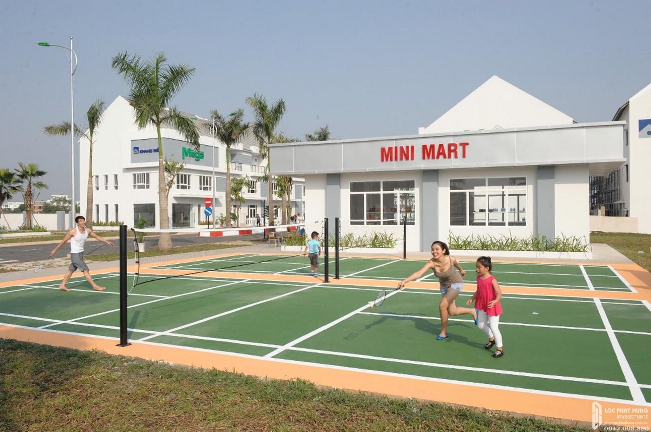 Tiện ích dự án nhà phố Mega Residence Quận 9 Đường Vành Đai Trong chủ đầu tư Khang Điền