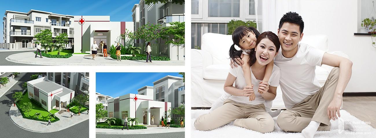 Tiện ích dự án nhà phố Mega Village Quận 9 Đường Vành Đai Trong chủ đầu tư Khang Điền