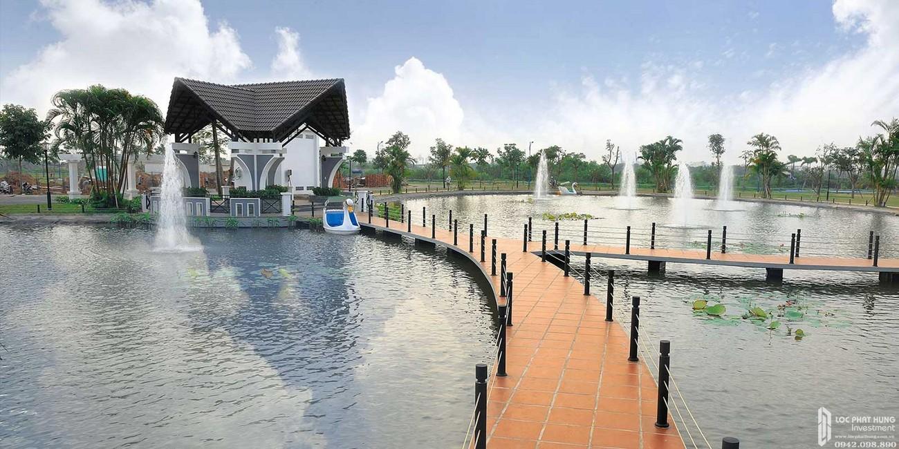 Tiện ích dự án nhà phố Melosa Garden Quận 9 Đường Vành Đai Trong chủ đầu tư Khang Điền