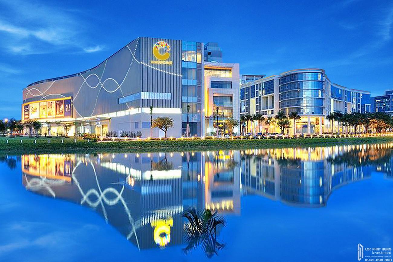 Tiện ích dự án nhà phố Nine South Estates Nhà Bè Đường Nguyễn Hữu Thọ chủ đầu tư VinaCapital