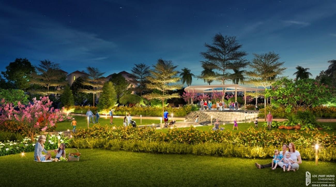 Tiện ích dự án nhà phố Sunshine Helios quận Tây Hồ chủ đầu tư Sunshine Group
