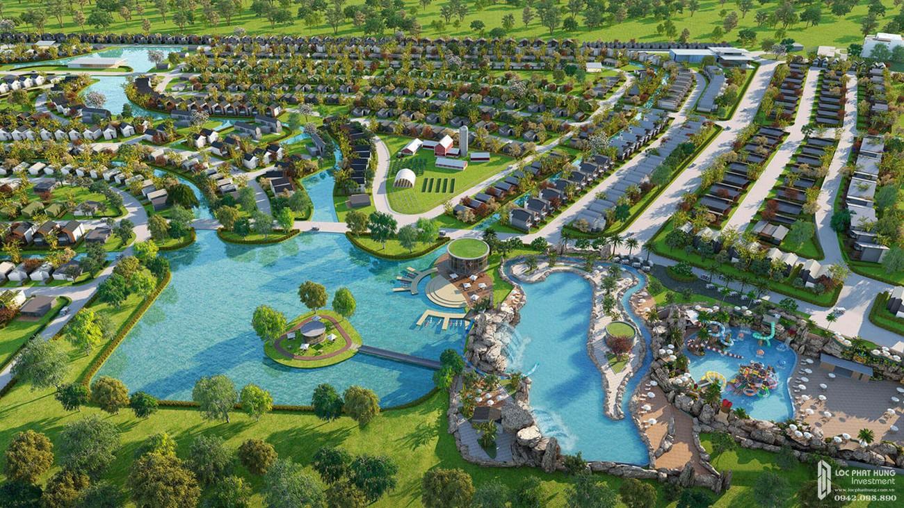 Tiện ích dự án Novaworld Mekong Cần Thơ  Cồn Ấu chủ đầu tư Novaland
