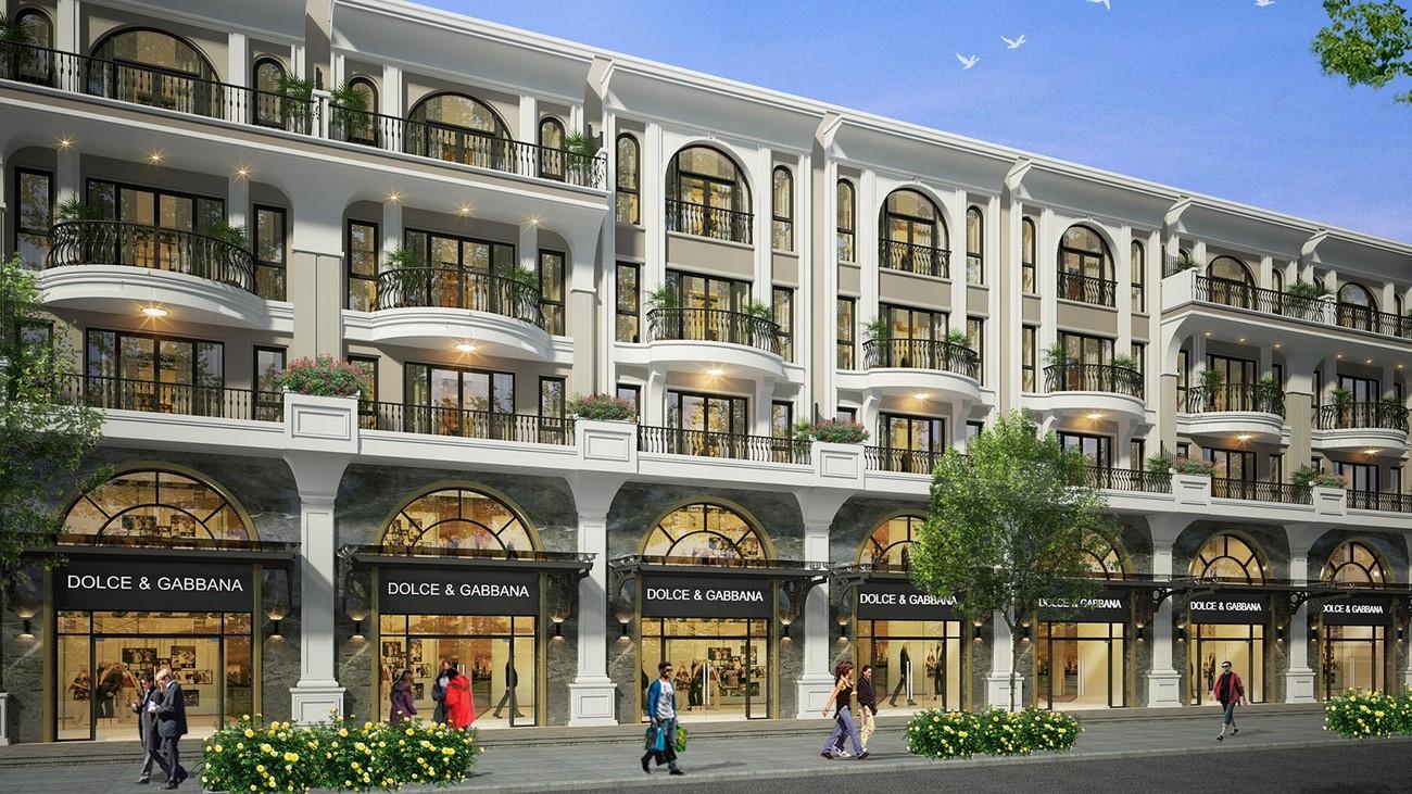 Nhà mẫu Vạn Phúc Golden Khu Đô Thị Vạn Phúc City Quận Thủ Đức Đường Quốc lộ 13 chủ đầu tư Vạn Phúc Group